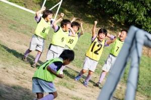 藤枝MYFC スクール写真